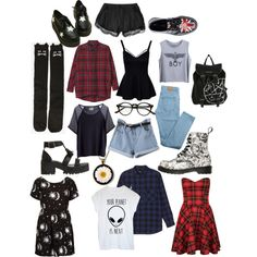What outfit would you make from these items? .. ( comment)