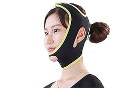 KOLIGHT® Black Fashion Facial Exercise Anti Wrinkle Half Face Slimming Cheek Mask Lift V Face Line Slim up Belt Strap (M) ** Additional details at the pin image, click it  : Skin care Slim Up, Anti Aging Supplements, Face Lines, Facial Exercises, Neck Massage, Face Skin Care, Slim Waist, Facial Masks, Exercises