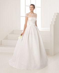 ONELIA - Hochzeit 2017. Kollektion Rosa Clará Two