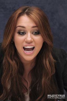 Miley at the The Last Song Press Conference 2010 The Last Song Movie, Miley Cyrus Hair, Songs, Sexy, Conference, Song Books