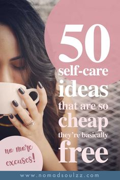 Do you struggle with coming up with inexpensive self-care ideas? Look no further. Here a list of 50 free self-care ides that will recharge you without costing you. Korean Beauty Routine, Everyday Beauty Routine, Beauty Routines, Daily Beauty Tips, Beauty Hacks, Salt Face Scrub, French Beauty, Self Care Routine, Healthy Skin