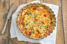 Quiche, A Food, Pizza, Gluten Free, Homemade, Baking, Breakfast, Party, Christmas