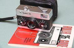 Rollei 35 35mm Viewfinder Camera Zeiss Lens | eBay
