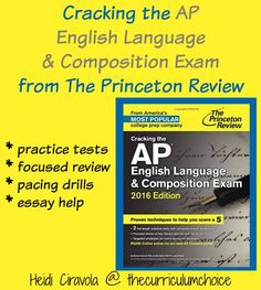 How to Score a   on an AP English Essay     Steps  with Pictures  Ap English Language Synthesis Essay Help ap english language synthesis essay  AP English Language  paper comments These   tips will help you face the AP
