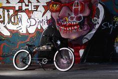 Electric Chopper Bike, Bicycle, Fictional Characters, Bicycle Kick, Bike, Bmx, Bicycles