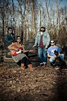 Alabama Shakes - They are doing that thing that must be done.