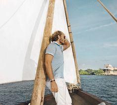 Sailing on relaxing waters; the spirit of Maison WATTINNE Paris. Repost from @mrmonnet spending great Time in Lamu Island, Kenya, @forodhanihouselamu