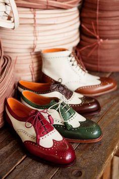Carmina S/S 2013 Women's collection, via The Shoe Snob