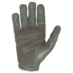 HWI Tactical and Duty Design Fire Resistant Hard Knuckle Tactical Glove Foliage
