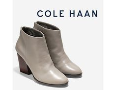 Cole Haan Dey Bootie (5 Colors) $119.97 (colehaan.com)