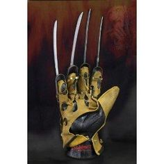 I found 'Neca Nightmare on Elm Street - Prop Replica - Freddy Glove 1984 Movie' on Wish, check it out!