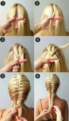 Easy Braids To Do Pictures Easy Braids To Do. Here is Easy Braids To Do Pictures for you. Easy Braids To Do hairstyles for wet hair 3 simple braid tutorials you can. Easy Braids To Braided Hairstyles Tutorials, Diy Hairstyles, Hairstyle Ideas, Simple Hairstyles, French Hairstyles, Beautiful Hairstyles, Beautiful Braids, Fishtail Braid Hairstyles, Hairstyles Pictures
