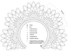 Bubi- und Spitzenkrägen sieht man in fast allen Modekollektionen. Bei diesem Modell von Anchor wird mit feinem Häkelgarn gleich in eine Gliederkette gehäkelt. Très chic! Umfang ca. 45 cm und 8 cm breit Anleitung Gehäkelter Spitzenkragen als PDF zum Gratis-Download