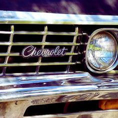 I'll always be a Chevy girl :)