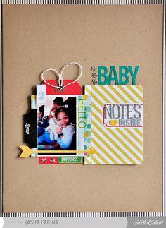 Baby *Studio Calico November Kit* by Sasha_F @2peasinabucket