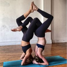 The Standard - Yoga Powwow. Teach me how to do yoga so we can do this! Haha @Lili Duffy