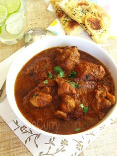 Chicken Kolhapuri: Bold, and spicy is what defines this chicken curry Indian Chicken Recipes, Veg Recipes, Curry Recipes, Indian Food Recipes, Asian Recipes, Cooking Recipes, Recipies, Desi Food, India Food