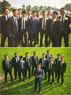 groomsmen ideas #giveaway #joielle #blacklapel #weddingchicks http://www.weddingchicks.com/2014/02/27/win-1000-to-outfit-your-bridal-party/