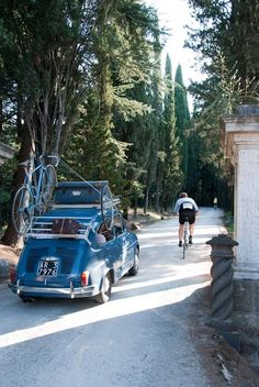 2012 L'Eroica Field Limits and Registration