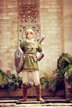 Link - The Legend of Zelda: Twilight Princess by pikminlink.deviantart.com