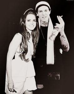 Jesse Rutherford & Lana Del Rey