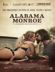 Poster de Alabama Monroe