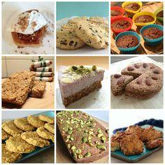 10 eet clean bakrecepten eetclean.nl