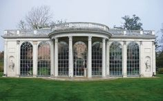 A new book reveals the history of the glasshouse, from 17th century orangeries   to today's mass-produced conservatories.