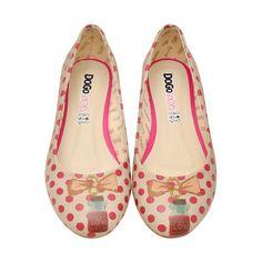 DOGO Ballerina - Love in the bottle #dogogermany #dogoshoes #printedshoes #print #fashioninspiration #spring2015 #summer2015