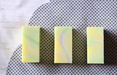 「ゆらりゆらり」 お題の気分をまといす。 #手作り石けん #handmade soap