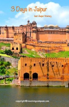 #Jaipur #Rajasthan 3 days #Itinerary . Visit most of the attractions in #Jaipur. Including #Amer #Jaigarh #Nahargarh #chokhidhani #BirlaMandir #AlbertHallMuseum and many more  #travel #India #tour