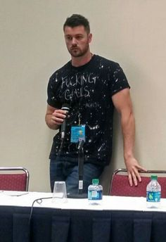 Dan Feuerriegel at @FLSupercon