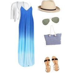 dress up at the beach