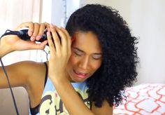SPOTLIGHT: Shameless Maya Shaves Her Head #bigchop