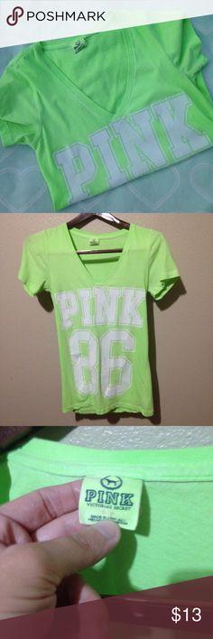 Pink Victoria's Secret top size small Brand- Victoria's Secret PINK-- EUC women's top size small- PINK Victoria's Secret Tops Blouses