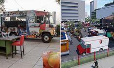 Food Park: SP ganha novo espaço exclusivo para Food Trucks