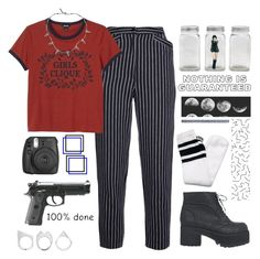 """""""knife//kitten"""" by gb041112 ❤ liked on Polyvore featuring Kenzo, Monki, Park Hill Collection, Eddie Borgo, Fujifilm, Moratorium and DENY Designs"""