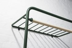 Libertine rack has an aesthetic with industrial roots and a Scandinavian tone