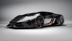 Future Lamborghini Cool Backgrounds Wallpaper