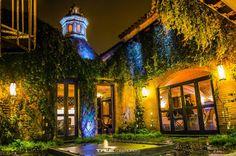 Hotel Boutique El Convento, Antigua, Guatemala Los ravioles rellenos de guicoy con salsa de loroco mmm