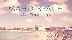 Shore Excursion Review: Maho Beach St Maarten Beach Break