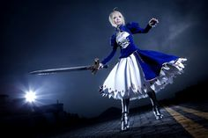 SABER 03 by ~yui930 on deviantART - Idea for Tardis dress