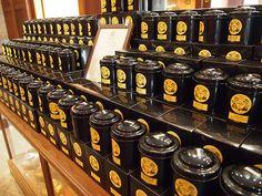 Dammann fr res paris 1692 th pinterest boutiques for Maisons de the mariage freres