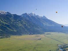 Jackson Hole, WY - have been/will go again