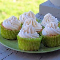 Vanilla Cupcakes by tramplingrose
