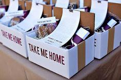 take me home box