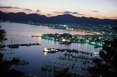 Marmaris in Turkey - Night