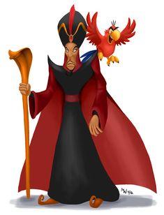 All Hearts - Jafar and Iago by LynxGriffin.deviantart.com