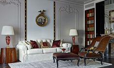 Декоратор Марина Филиппова оформила квартиру для заказчиков, которые планируют обосноваться в Санкт-Петербурге.