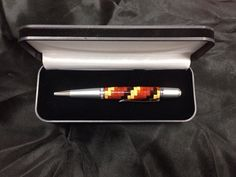 Handmade Executive 4 Exotic Wood Pen Finished In Two Tone Chrome on Etsy, $34.99